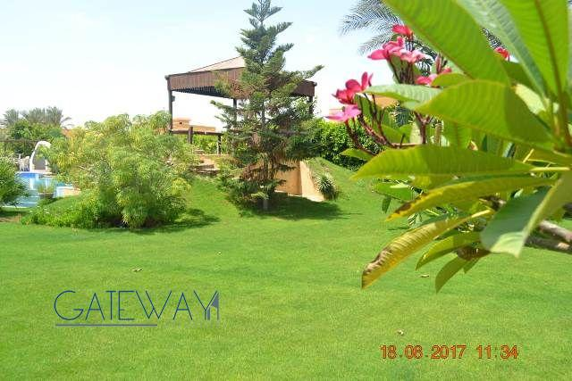 Semi-Furnished Villa for Sale in Wadi El Nakhil compound