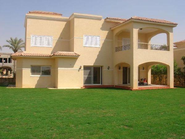 Semi-Furnished Villa For Rent In El Gezira Compound