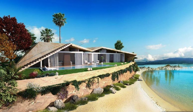 Fully Finished Chalet for Sale in IL Monte Galala - Ain Sokhna