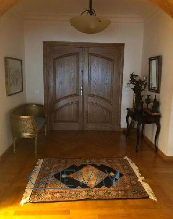 Furnished Villa for Rent in October Hills 1 Compound