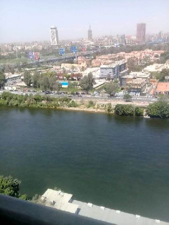Semi-Furnished Apartment for Rent in Giza