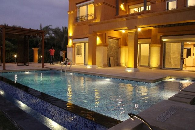 Unfurnished Villa for Rent in Gardenia Springs Compound