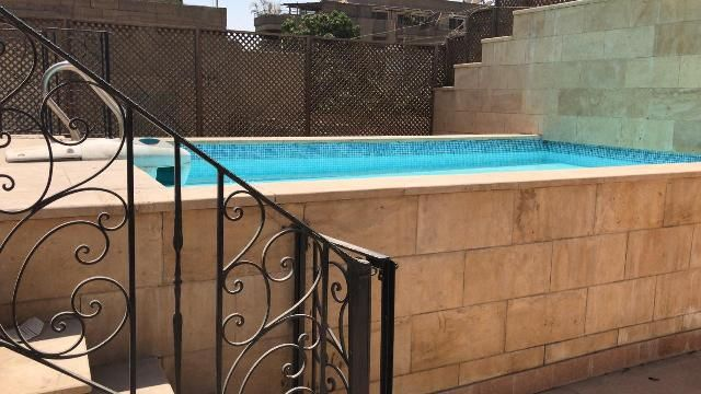 Semi-Furnished Penthouse for Rent in Maadi Sarayat