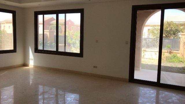 Semi-Furnished Villa for Rent in Mivida Compound