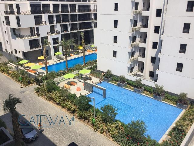 Furnished Apartment for rent in Waterway Compound - New Cairo