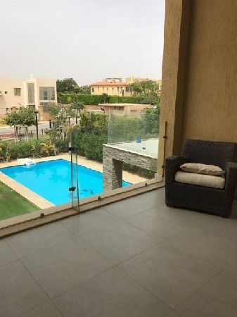 Furnished Villa for Rent in Allegeria Compound