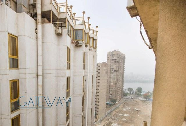 Semi-Furnished Apartment for Sale in Nile Maadi