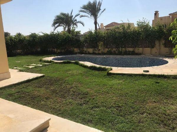 Semi-Furnished Villa for Rent in Gardenia Park 2 Compound