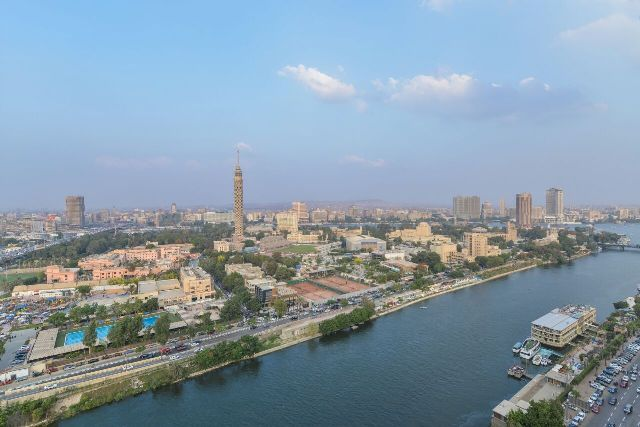 Furnished Apartment for Rent / Sale in Nile Giza