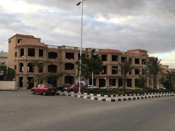 Semi-Finished Administrative Building for Rent / Sale in New Cairo