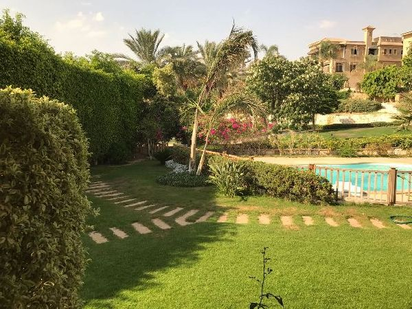 Unfurnished Villa For Rent / Sale in Arabella Compound