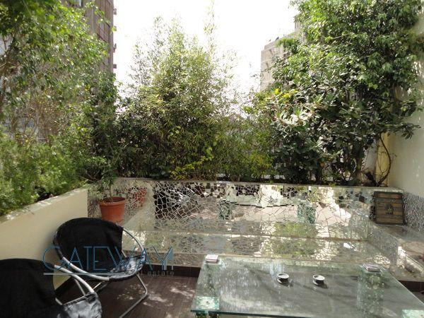 ( Ref:1304 ) Furnished Penthouse for Rent in Zamalek