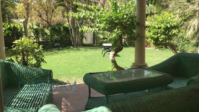Furnished Villa for Rent / Sale in Arabella Compound