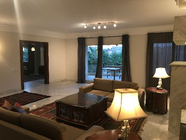 Furnished Apartment for Rent in West Golf Compound