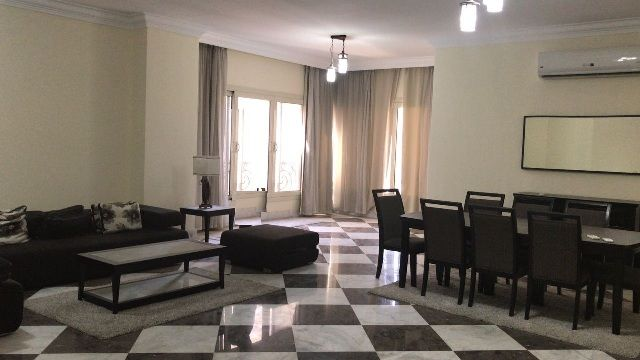 Furnished Apartment for Rent in Maadi