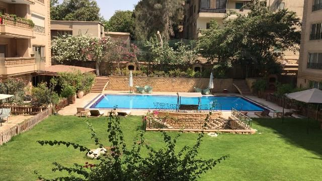 Furnished Apartment for Rent in Maadi Royal Gardens 1