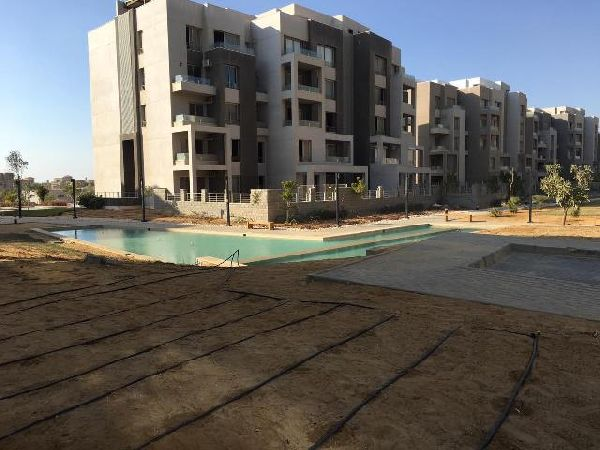 Semi-Finished Apartment for Sale in Village Gardens Katameya - New Cairo