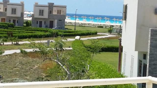 Furnished Twin House For Rent in Amwaj Resort