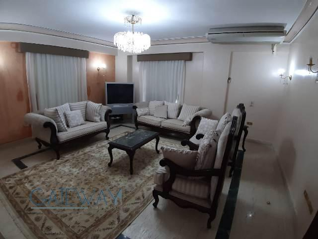 Furnished Ground Floor for Rent in Beverly Hills Compound
