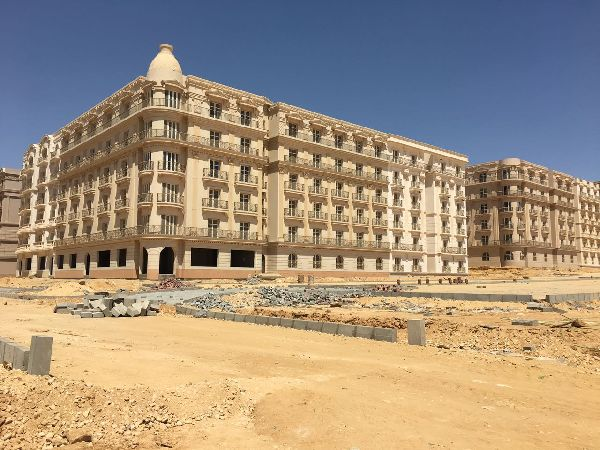 Semi-Finished Apartment For Sale 171m , Hyde Park Compound , New Cairo
