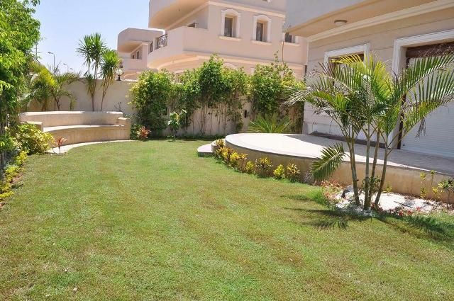 Semi-Furnished Villa for Rent in Maxiem Country Club Compound