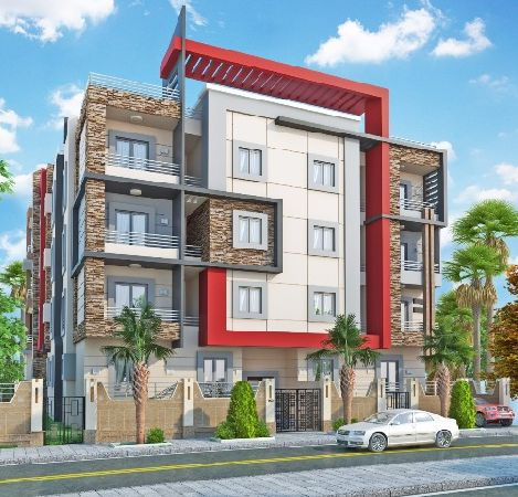 Semi-Finished Apartment for Sale in New Cairo