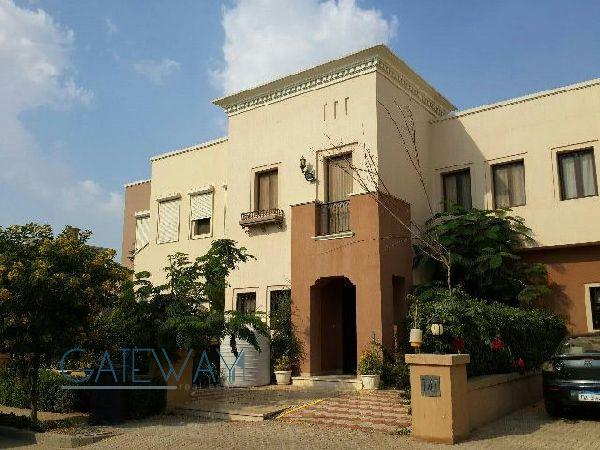 Furnished Townhouse for Rent / Sale in Mivida Compound - New Cairo