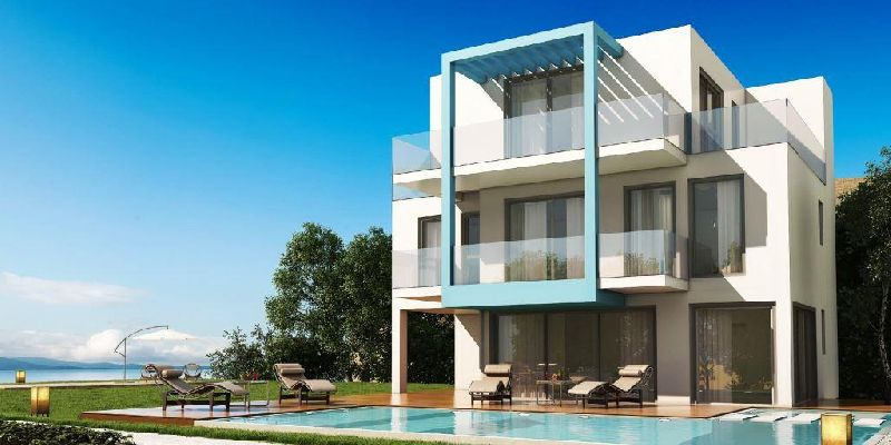 Fully Finished Villa For Sale ,IL Monte Galala ,Over 4Years intsallments