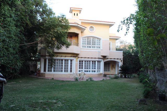 Unfurnished Villa for Sale in El Yasmine Green Land Compound - October