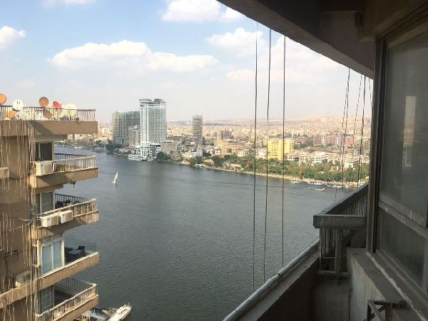 Furnished Apartment for Rent in Nile Giza