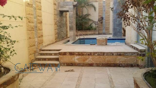 Semi-Furnished Duplex for Rent in New Cairo