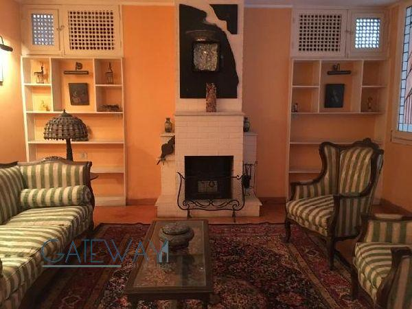 Furnished Ground Floor for Rent in Dokki