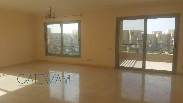 Semi-Furnished Apartment for Sale in Palm Parks Compound