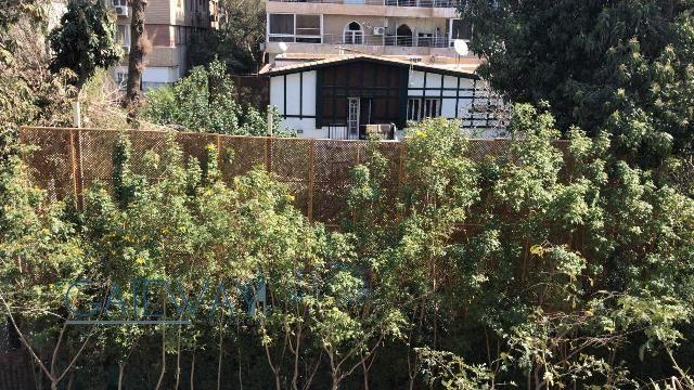 Semi-Furnished Apartment in Maadi Sarayat