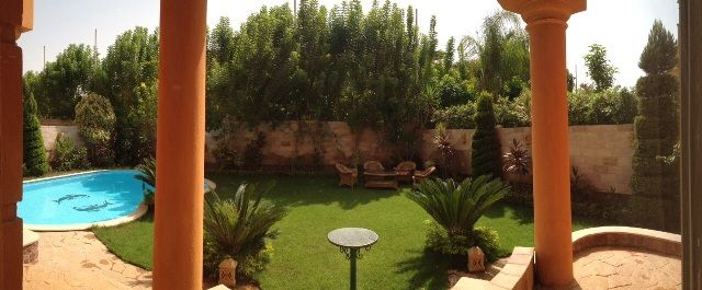 Furnished Villa for Rent in Le Genda Compound - October