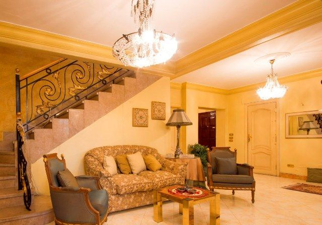 Furnished Duplex for Rent in Agouza