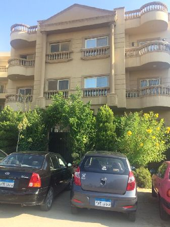 Duplex 380 m2, Semi - Finished (Core & Shell), For Sale in El Narges 5