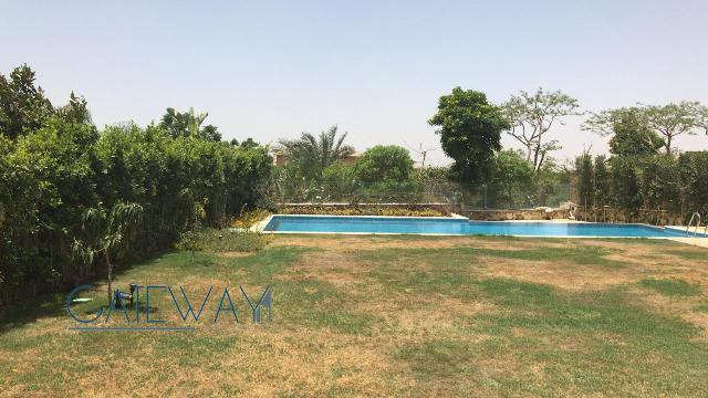 Furnished Villa for Rent in El Hayah Compound - New Cairo