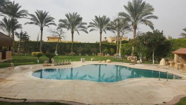 Semi-Furnished Villa for Sale in Wadi El Nakheil Compound
