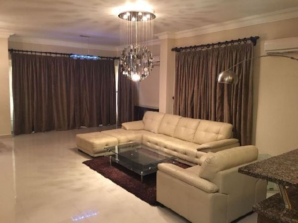 Furnished Ground Floor for Rent in New Cairo