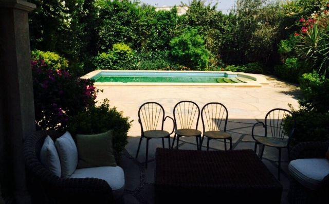 Furnished Villa for Rent in El Gezira Compound