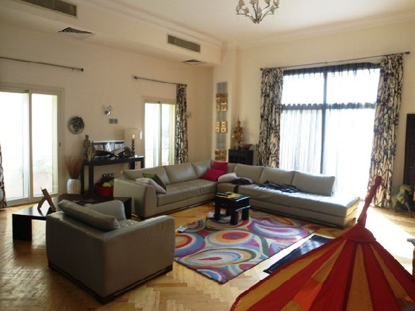 Furnished Duplex for Rent in Maadi
