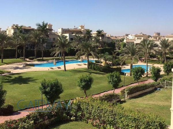 Semi-Furnished Villa for Sale in El Patio Compound