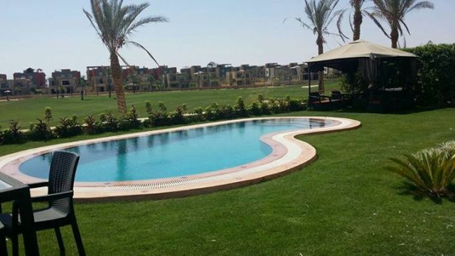 Furnished Villa for Rent in Little Vience - Ain Sokhna