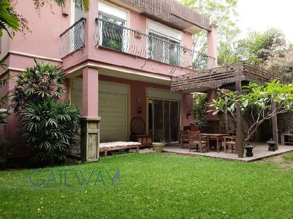 Semi-Furnished Villa for Rent in Maadi