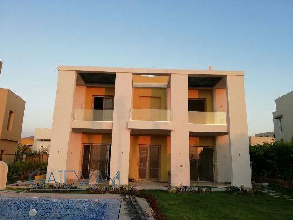 Semi-Furnished Villa for Rent in Allegeria Compound