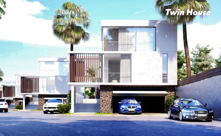 Fully Finished Twin House For Sale 314m , The Waterway ,North Coast