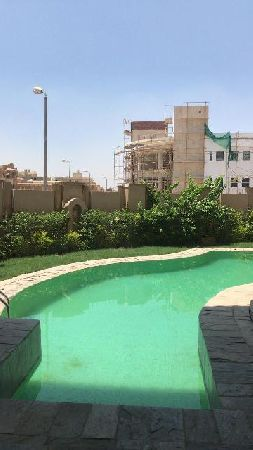 Semi-Furnished Villa for Rent in Diplomasyeen Compound