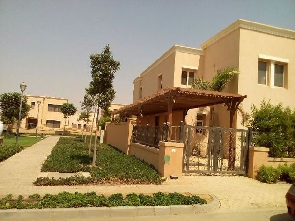 Unfurnished Villa for Rent in Mivida Compound