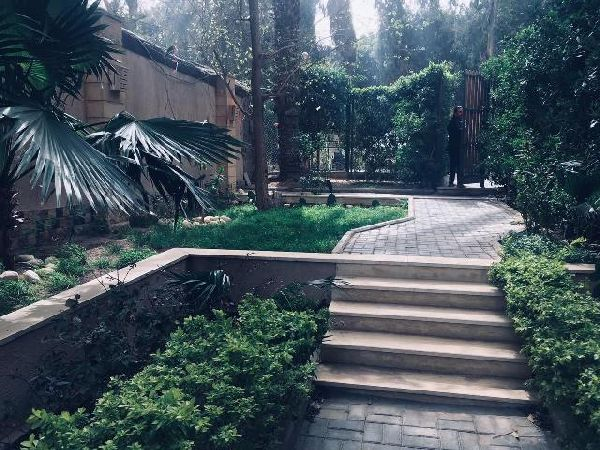 Furnished Ground Floor for Rent in Maadi